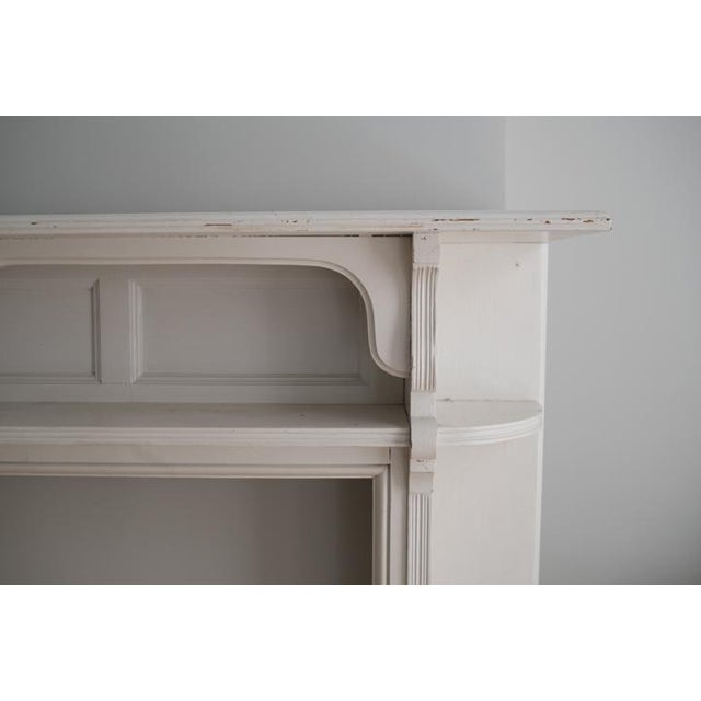 Brooklyn Row-House Salvaged Mantle - Image 8 of 11