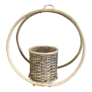 Circle Planter Basket