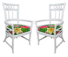 Image of Sunroom Club Chairs