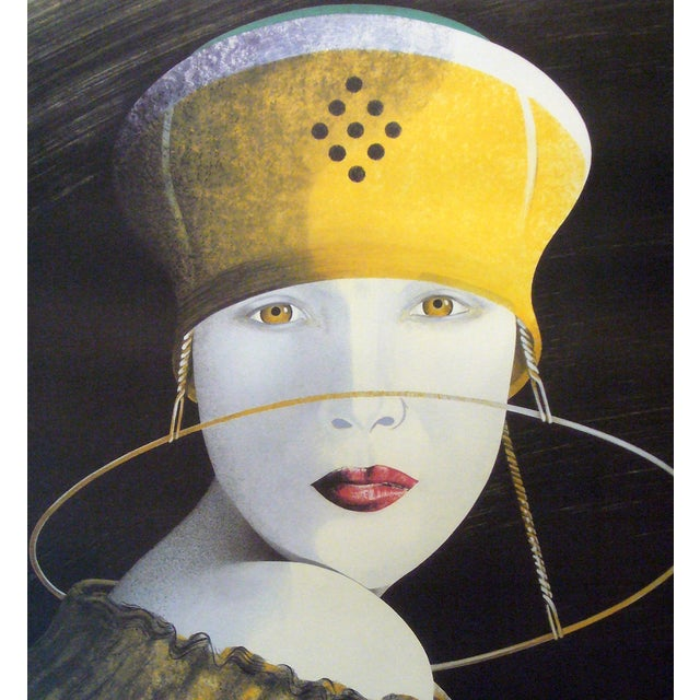 Contemporary Champagne Liebart Poster - Image 2 of 3
