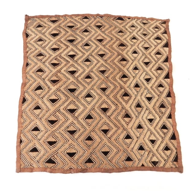 Kuba Kasai African Textile - Image 1 of 3
