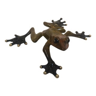 Solid Brass frog For Sale