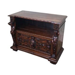 Italian Renaissance Revival Console For Sale