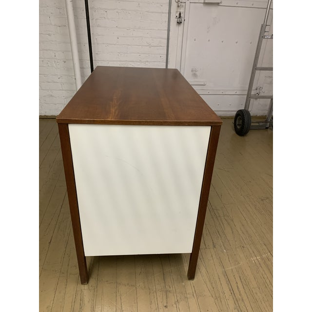 1960s Danish Modern Knoll Dresser or Nightstand For Sale - Image 9 of 13