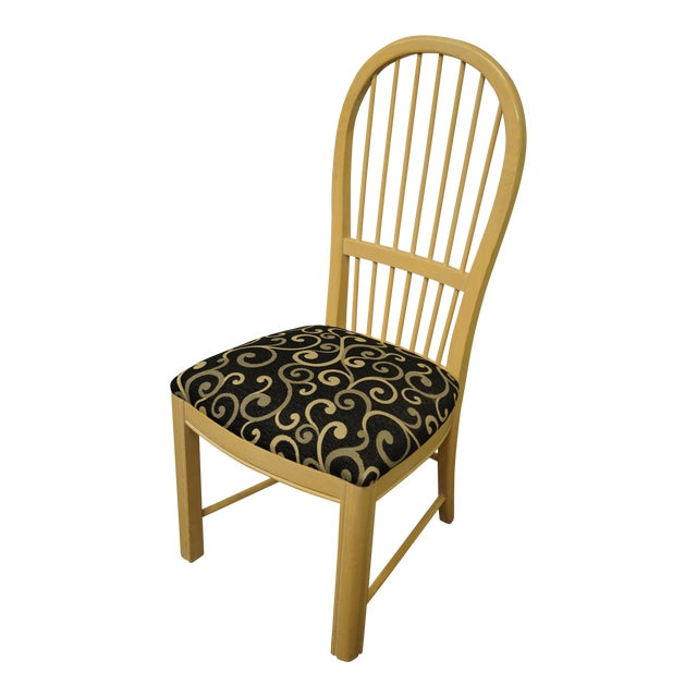 Thomasville Furniture Windrift Collection Dining Side Chair For Sale
