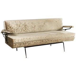 Italian MId-Century Sofa and Daybed in Style of Osvaldo Borsani For Sale