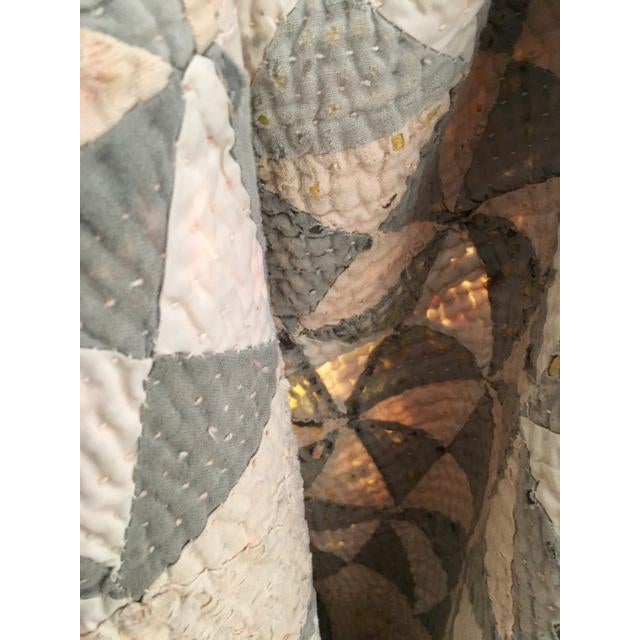 Vintage Handmade Ralli Quilt - Image 10 of 11