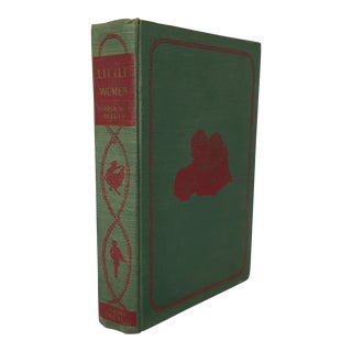 "1944 Louisa May Alcott ""Little Women"" Edition Book For Sale"
