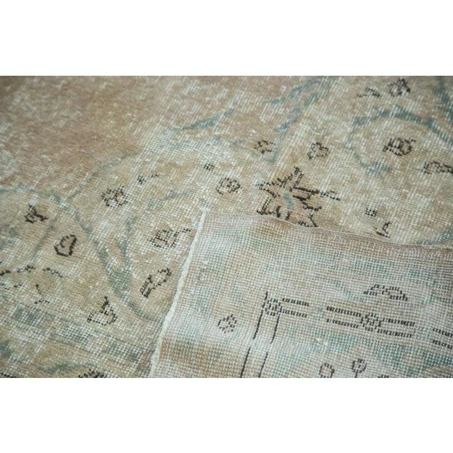 "Vintage Turkish Oushak Carpet - 9'6"" x 13' - Image 8 of 8"