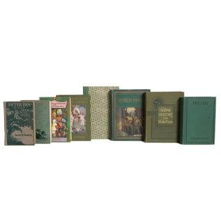 Vintage Wheat Grass Children's Book Set, (S/20) Preview