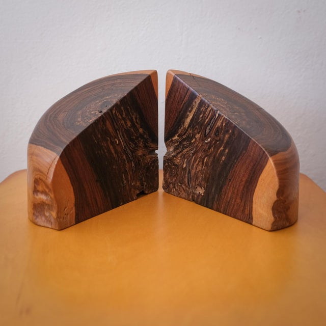 Don S. Shoemaker 1960s Mexican Modern Bookends by Don Shoemaker For Sale - Image 4 of 10