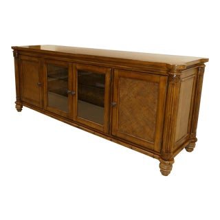 Lexington Tommy Bahama Media Cabinet Console For Sale