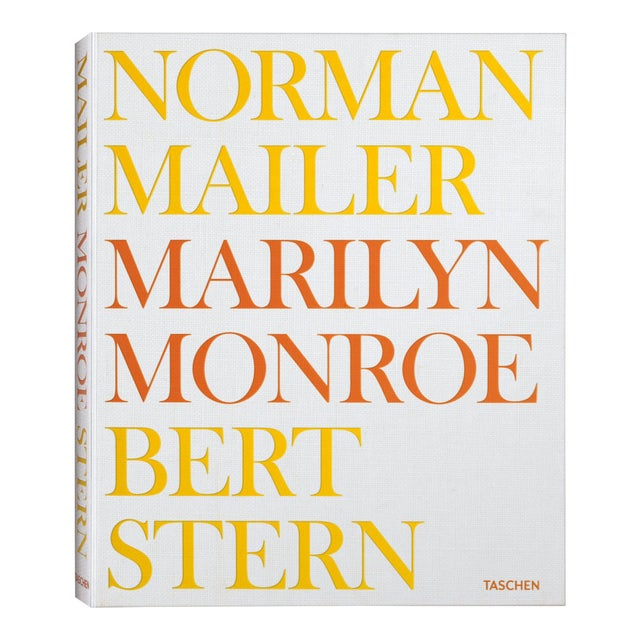 """Norman Mailer, Bert Stern, Marilyn Monroe"" Photography Collection Autographed by Bert Stern Collector's Edition For Sale"