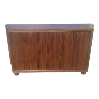 Mid Century Modern Walnut Buffet For Sale