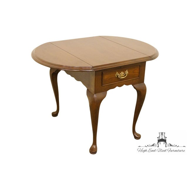 This piece is made in the late 20th century in the style of Queen Anne. We specialize in High End Used Furniture that we...