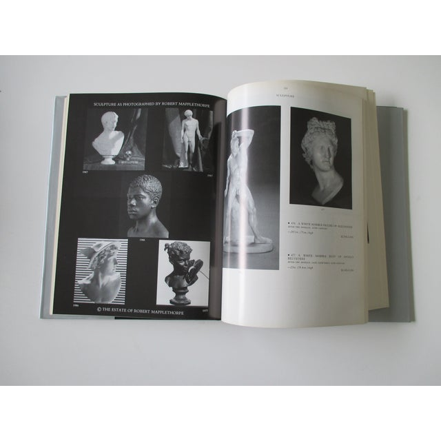 Mid-Century Modern Robert Mapplethorpe Collection Catalog For Sale - Image 3 of 6