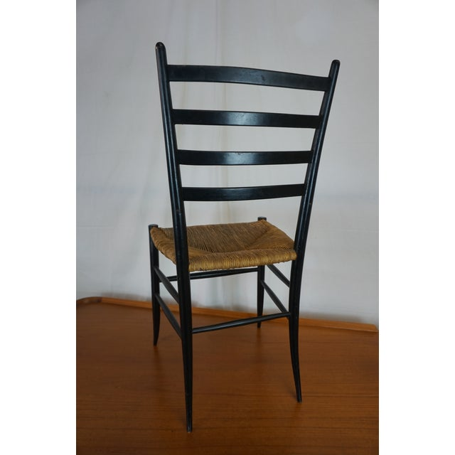 Italian Style Ladderback Chairs - A Pair - Image 7 of 7