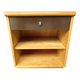 Mid-Century Modern Founders Furniture Nightstand For Sale