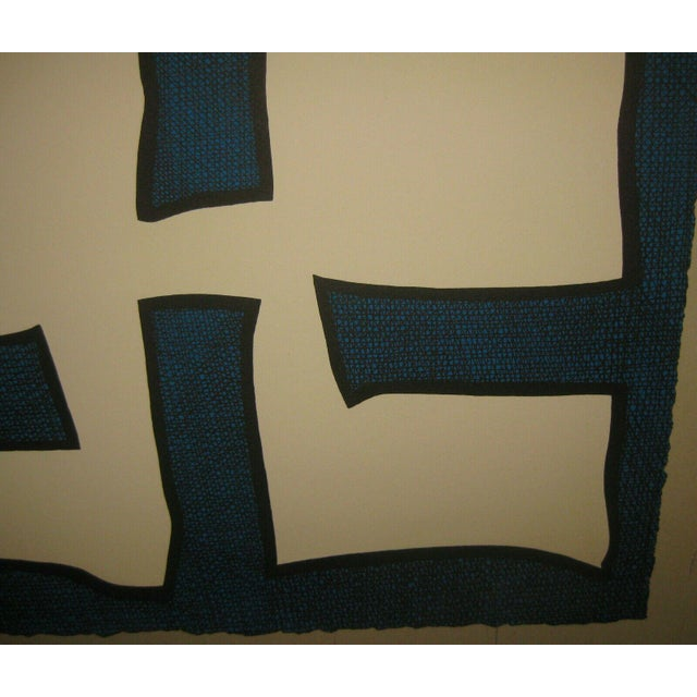 1967 Abstract Silkscreen by Michael Knigin For Sale - Image 11 of 12