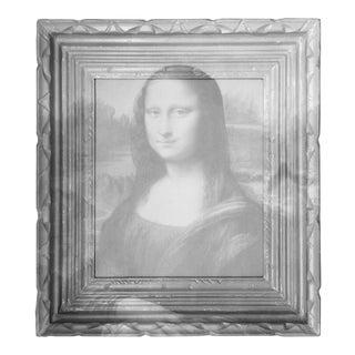 Mona Lisa Runneth Over - Portrait of Lisa Gherardini (1479-1551) Painted by Leonardo Da Vinci Reinterpreted by Dwm | Maloos For Sale