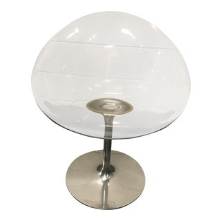 Philippe Starck Swivel Armchair For Sale