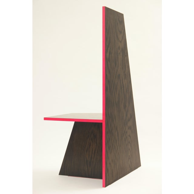 2010s Contemporary Sculptural Chair For Sale - Image 5 of 8