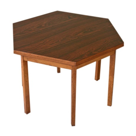 Paul McCobb Delineator Series Rosewood Side Table For Sale
