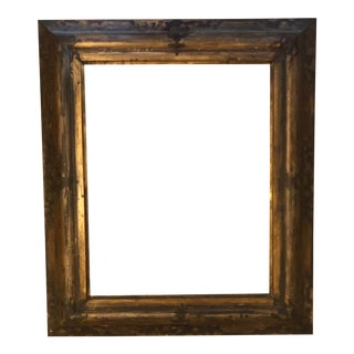17th Century Antique Spanish Baroque Picture Frame For Sale
