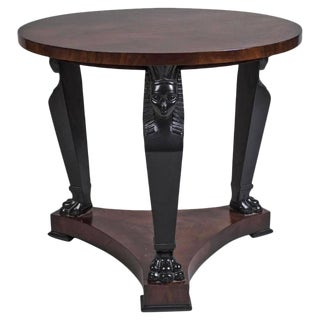 William Switzer Neoclassic Style Table