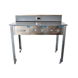 Medical Workbench with 3 Drawers