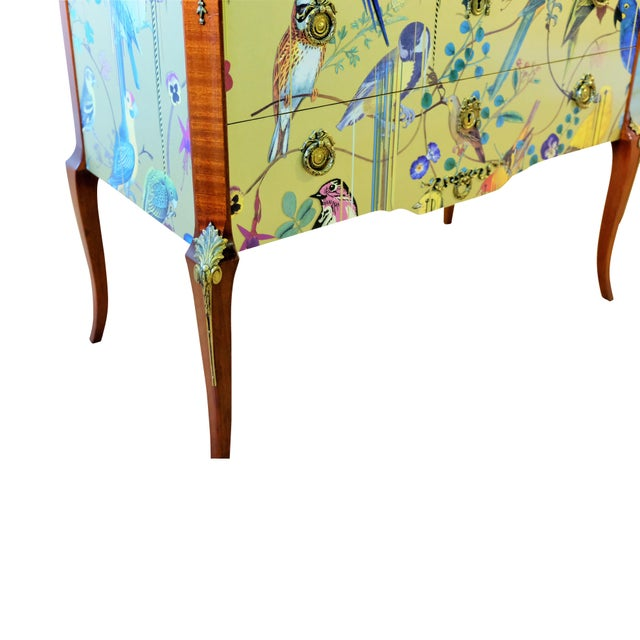 Christian Lacroix Louis XV Commode For Sale - Image 4 of 12
