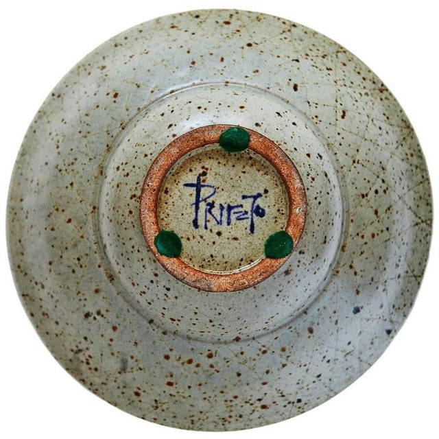 Antonio Prieto Bowl by Antonio Prieto For Sale - Image 4 of 9