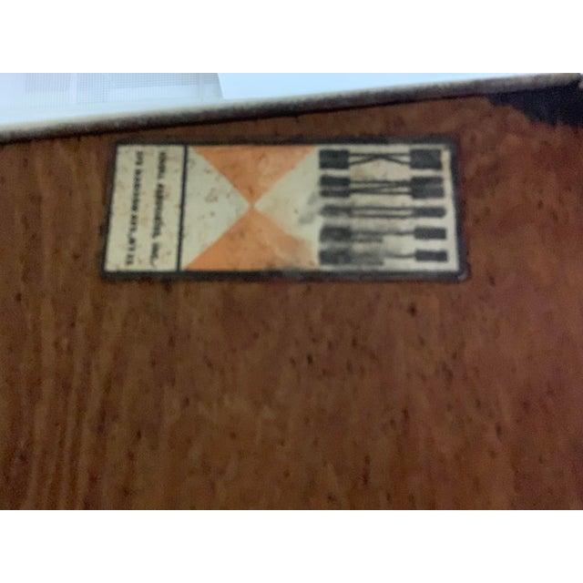 Danish Modern 1960s Danish Modern Knoll Dresser or Nightstand For Sale - Image 3 of 13