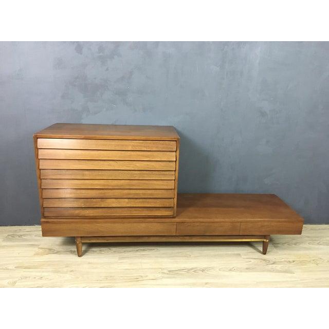 Merton Gershun Modular Drawer & Bench - A Pair - Image 3 of 8