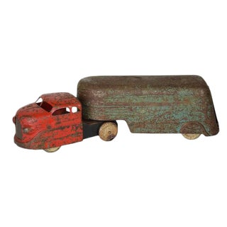 Vintage Toy Truck For Sale