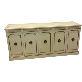 Drexel Hollywood Regency Style Buffet For Sale