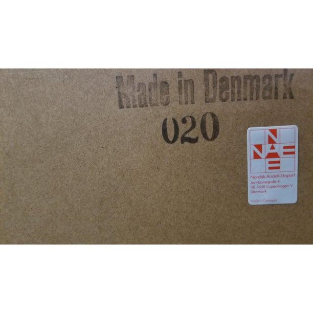 Mid Century Modern Danish 8 Drawer Credenza Dresser For Sale - Image 11 of 12