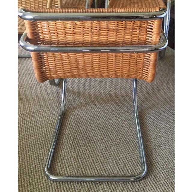 MCM Mies Van Der Rohe - Mr 20 Chairs - Set of 6 - Image 7 of 13