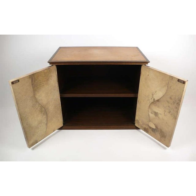 Goatskin Cabinet For Sale - Image 4 of 10