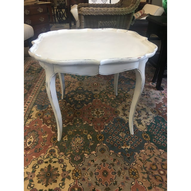 French White Coffee Table - Image 6 of 6