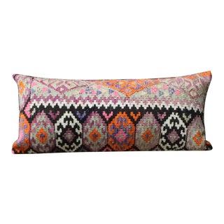 Mojave Kilim Lumbar Pillow For Sale