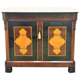 Chest of Drawers. Italian Commode, 18th Century For Sale