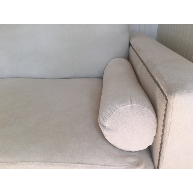 Off White Sectional Sofa - Image 9 of 9