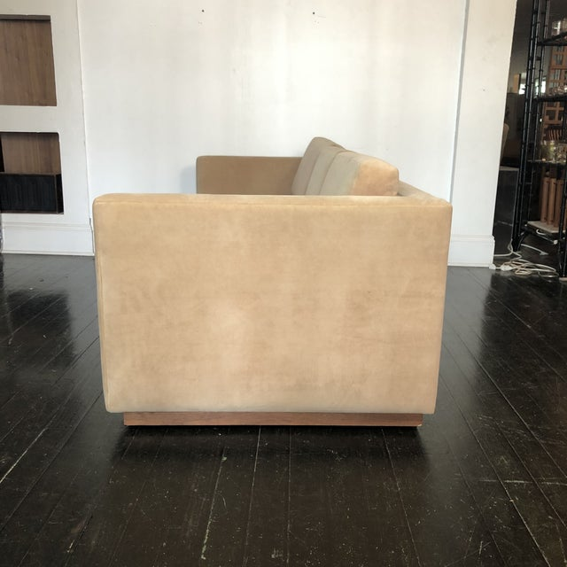 1960s 1960s Mueller Widdicomb Plinth Base Sofa For Sale - Image 5 of 13