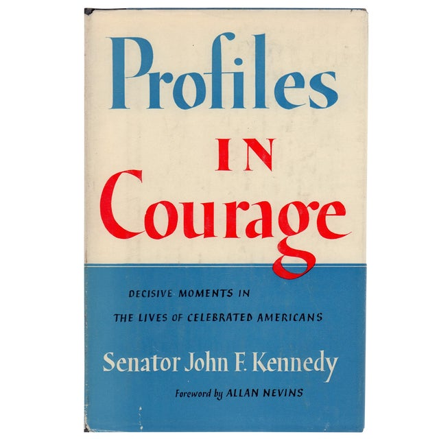 """1956 """"Profiles in Courage"""" Collectible Book For Sale"""