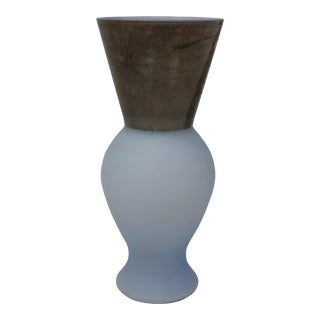 Opalini Vase by Venini For Sale