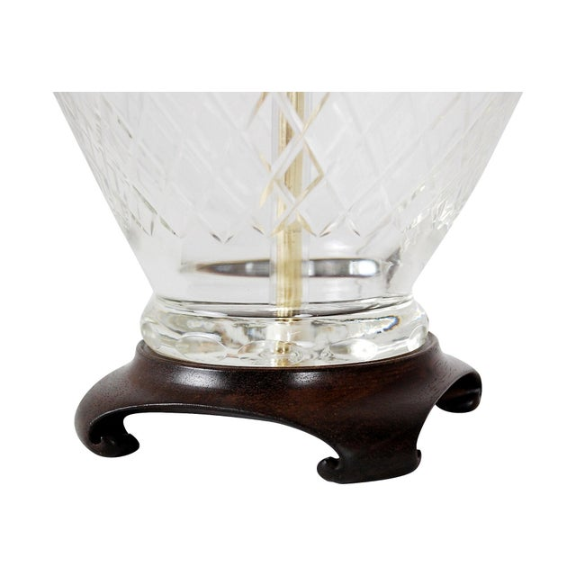 Crystal Ginger Jar Table Lamp - Image 2 of 6