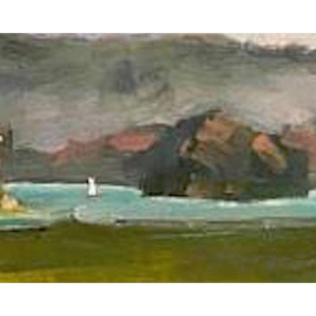 San Quentin Prison Painting For Sale - Image 5 of 10
