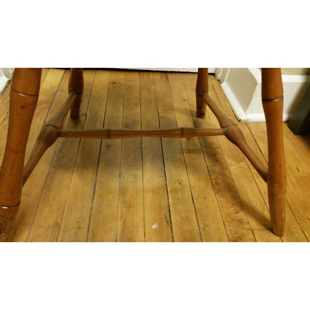 18th Century Ebenezer Tracy Windsor Chair For Sale - Image 5 of 8