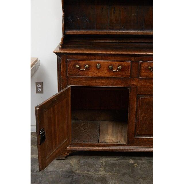 Brass George III Dresser For Sale - Image 7 of 10